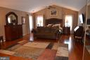 GORGEOUS, vaulted ceiling owner's suite - 6304 SPRING FOREST RD, FREDERICK