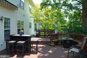 Great outdoor living space - 6304 SPRING FOREST RD, FREDERICK
