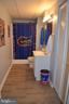 FULL BATH in lower level with shower! - 6304 SPRING FOREST RD, FREDERICK