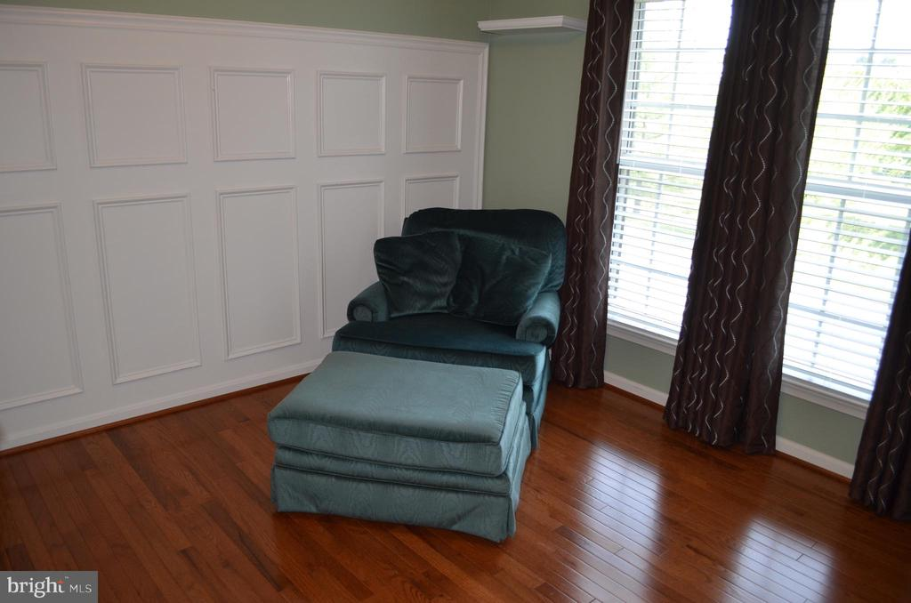 Bedroom 3 has gorgeous wainscotting - 6304 SPRING FOREST RD, FREDERICK