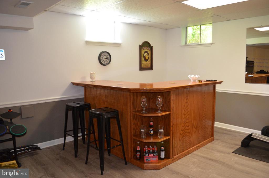 Lower level recreation area - 6304 SPRING FOREST RD, FREDERICK