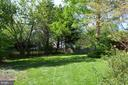 Back yard is fully-fenced! - 6304 SPRING FOREST RD, FREDERICK