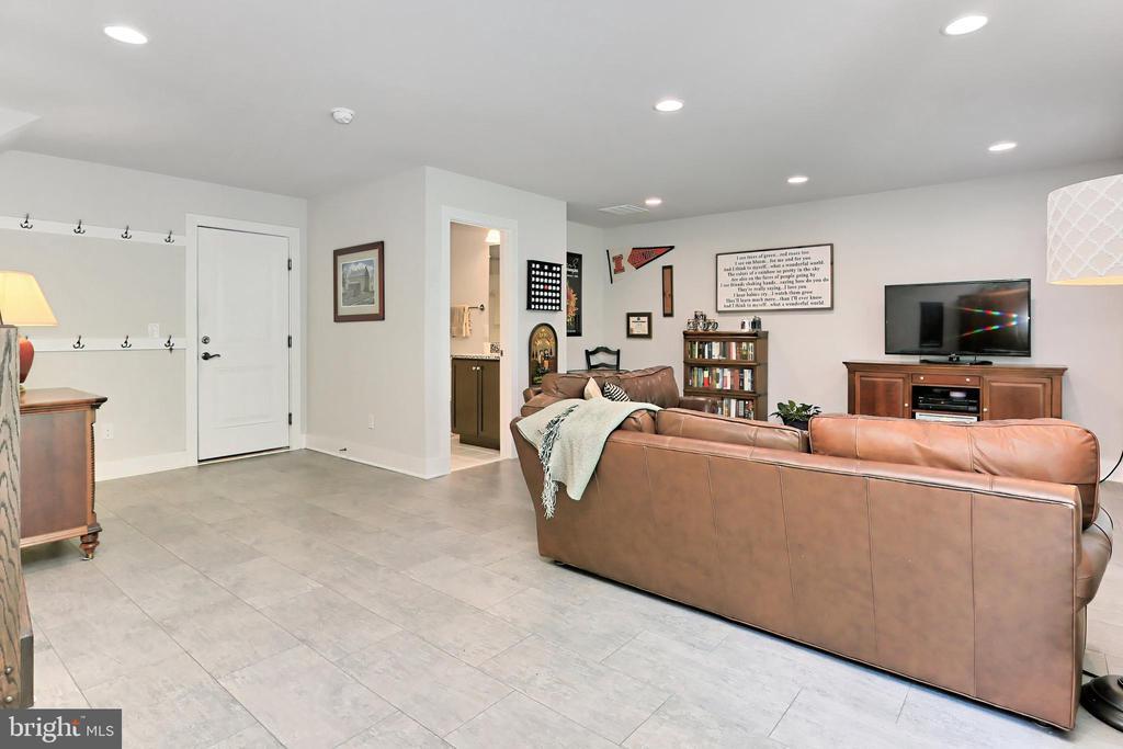 Plenty of space to add a bedroom - 9552 KATELYN ZINN PL, BURKE