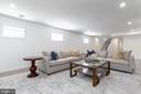 Family Room - 3015 WHITEHAVEN ST NW, WASHINGTON