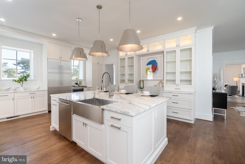 Kitchen - 3015 WHITEHAVEN ST NW, WASHINGTON