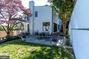 Yard space - 3015 WHITEHAVEN ST NW, WASHINGTON
