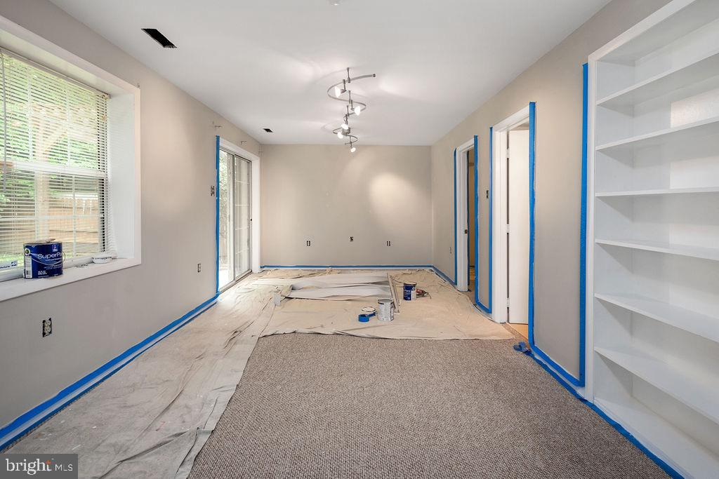 Basement Painting to be completed soon - 49 DOROTHY LN, STAFFORD
