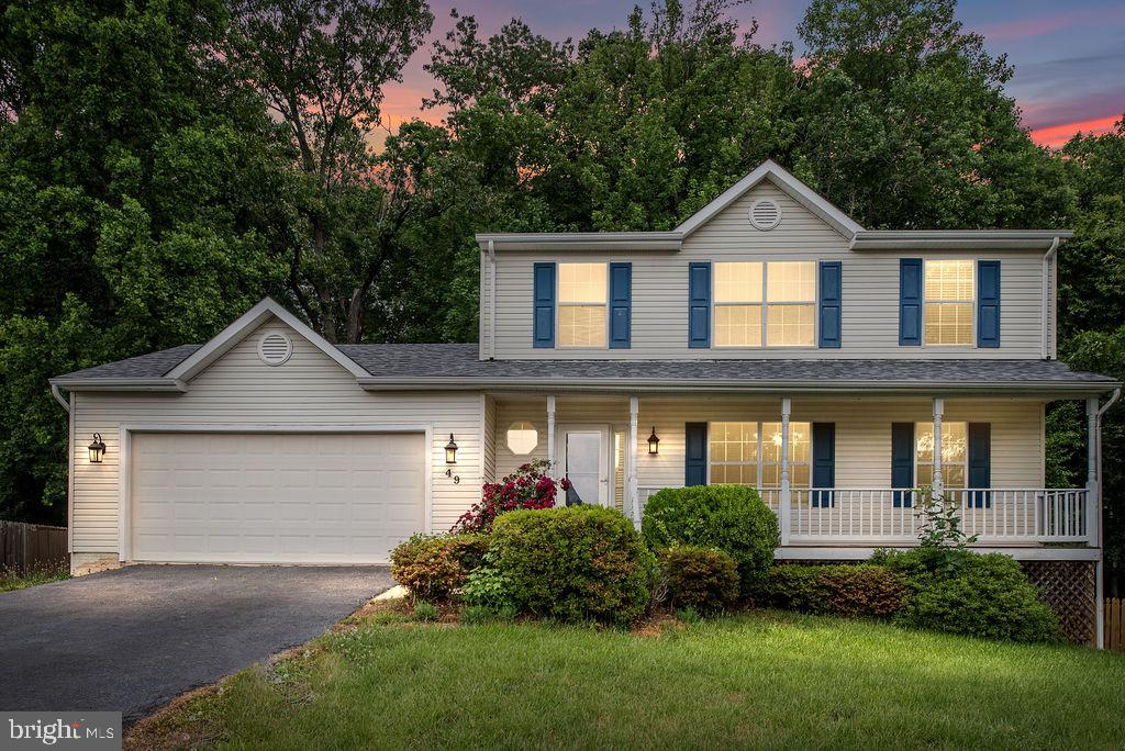 Open House Sunday 5/30 2-4pm - 49 DOROTHY LN, STAFFORD