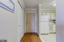 front door - 2111 WISCONSIN AVE NW #501, WASHINGTON
