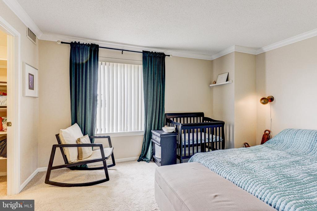 Bedroom - 2111 WISCONSIN AVE NW #501, WASHINGTON