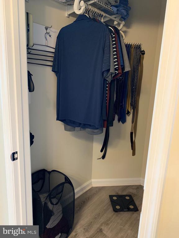 Walk-in closet, Bathroom 2 - 9020 LORTON STATION BLVD #1-114, LORTON