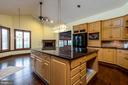 Updated Kitchen - 8250 OLD COLUMBIA RD, FULTON