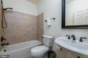 Main Level Full Bath/Main House - 8250 OLD COLUMBIA RD, FULTON