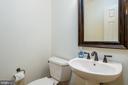half bath - 8250 OLD COLUMBIA RD, FULTON