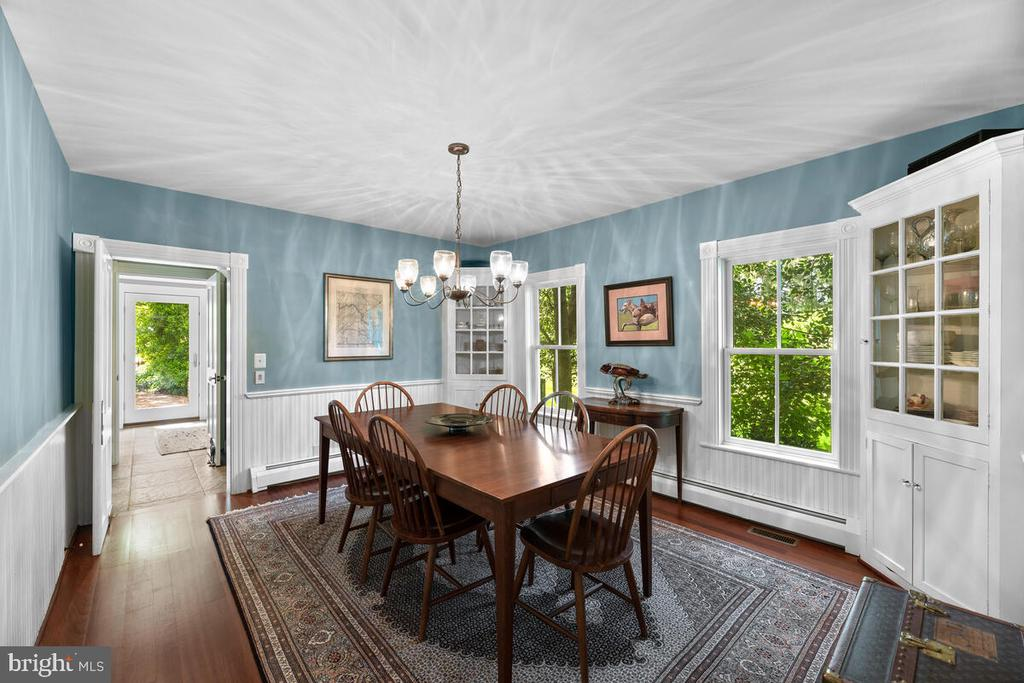 Dining Room - 12645 OLD FREDERICK RD, SYKESVILLE