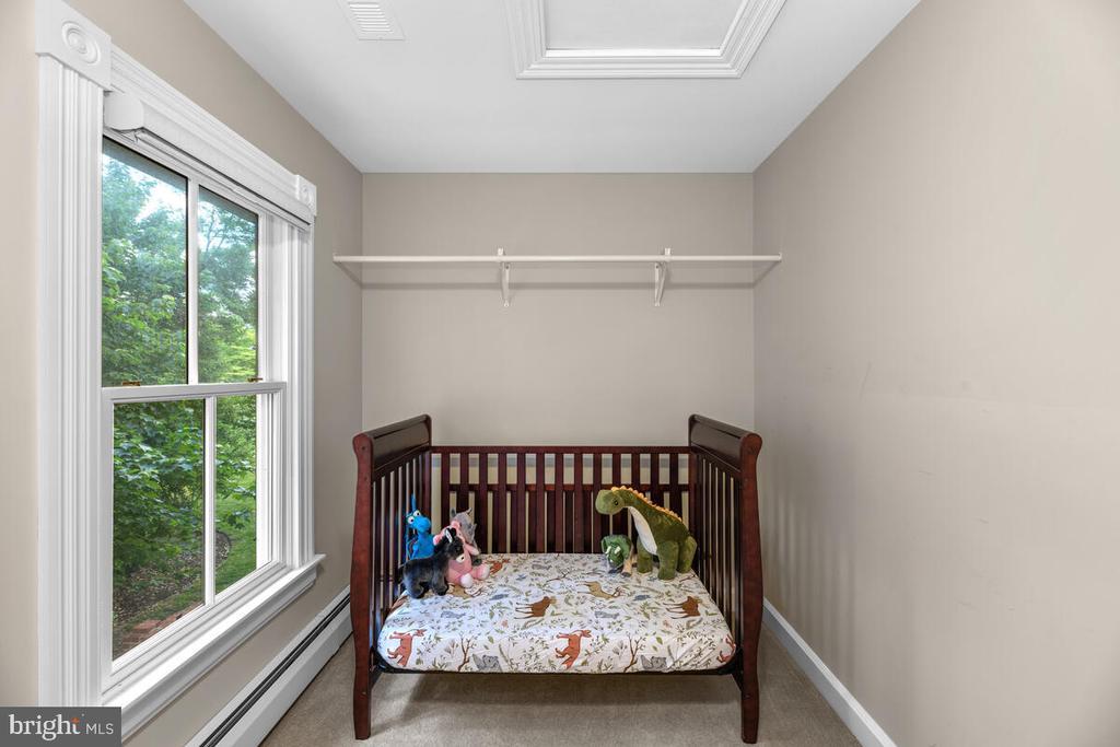 Walk in closet or nursery in bedroom #4 - 12645 OLD FREDERICK RD, SYKESVILLE