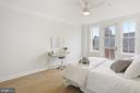 MASTER BEDROOM WITH TERRACE - 1210 R ST NW #314, WASHINGTON