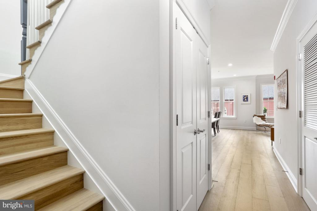 STAIRS TO BEDROOMS - 1210 R ST NW #314, WASHINGTON
