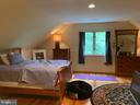 Guest House: Bedroom - 20022 TRAPPE RD, BLUEMONT