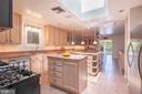 Custom Kitchen - 721 BATTLEFIELD BLUFF DR, NEW MARKET