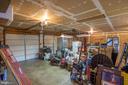 Garage Area - 721 BATTLEFIELD BLUFF DR, NEW MARKET