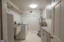 Laundry Room - 721 BATTLEFIELD BLUFF DR, NEW MARKET