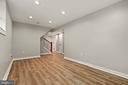 More finished space below - 23 MEADOW LN, THURMONT