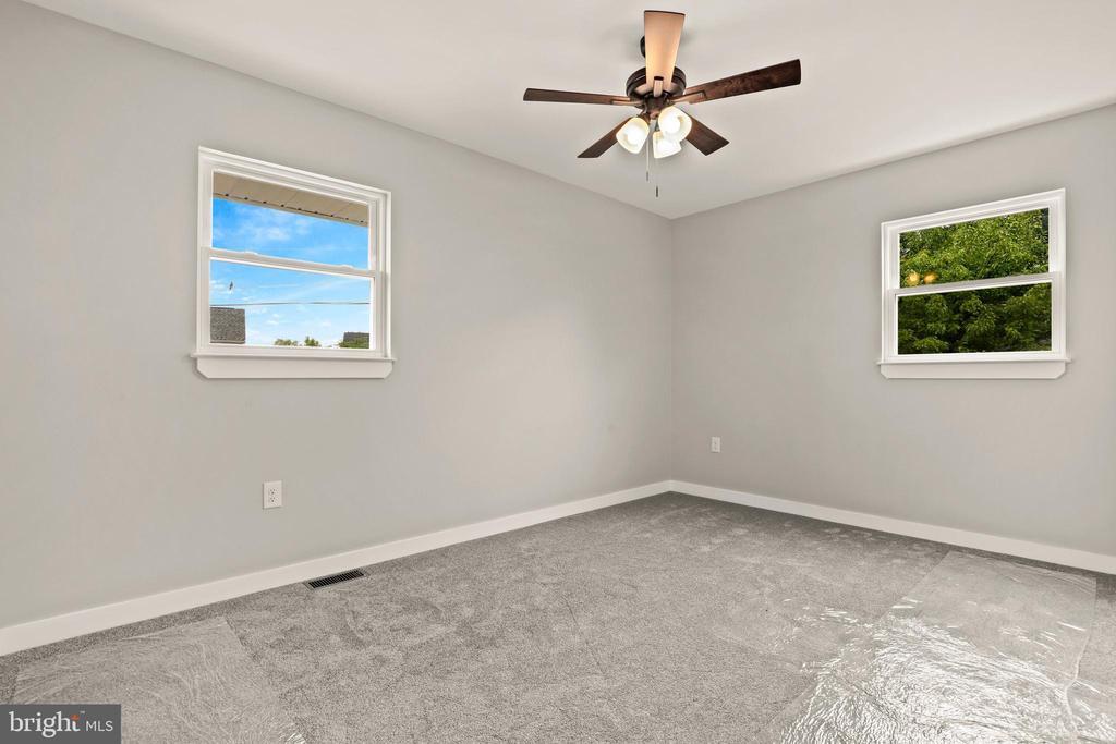 Bed 1 - New carpet, fresh paint, fan! - 23 MEADOW LN, THURMONT