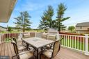 Private and open space behind - 23 MEADOW LN, THURMONT