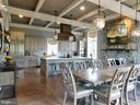 The community kitchen - 17037 SILVER ARROW DR, DUMFRIES