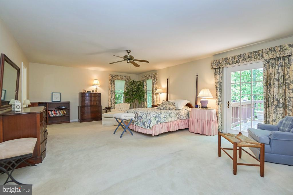 Primary bedroom - 10824 HENDERSON RD, FAIRFAX STATION