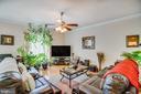 Open Living area - 2110 CAROLINE ST, FREDERICKSBURG