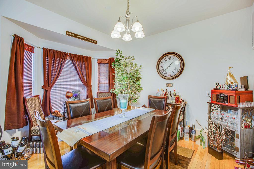Dining Room - 2110 CAROLINE ST, FREDERICKSBURG
