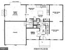 Floorplan Main Level - 4266 WILTSHIRE PL, DUMFRIES