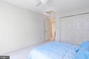 Great Sized Upper Level Bedroom #3 - 13 SYDNEY LN, STAFFORD