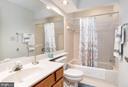 Upper Level Hall Bathroom - 13 SYDNEY LN, STAFFORD
