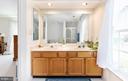 Primary Bathroom with Double Sinks! - 13 SYDNEY LN, STAFFORD
