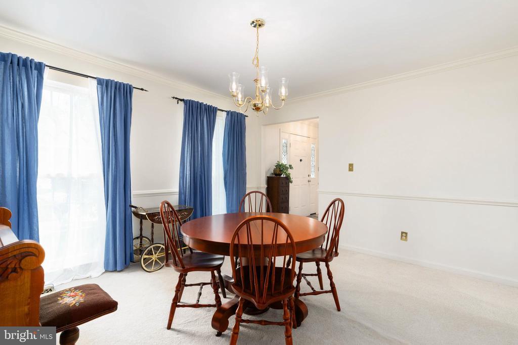 Formal Dining Room - 13 SYDNEY LN, STAFFORD