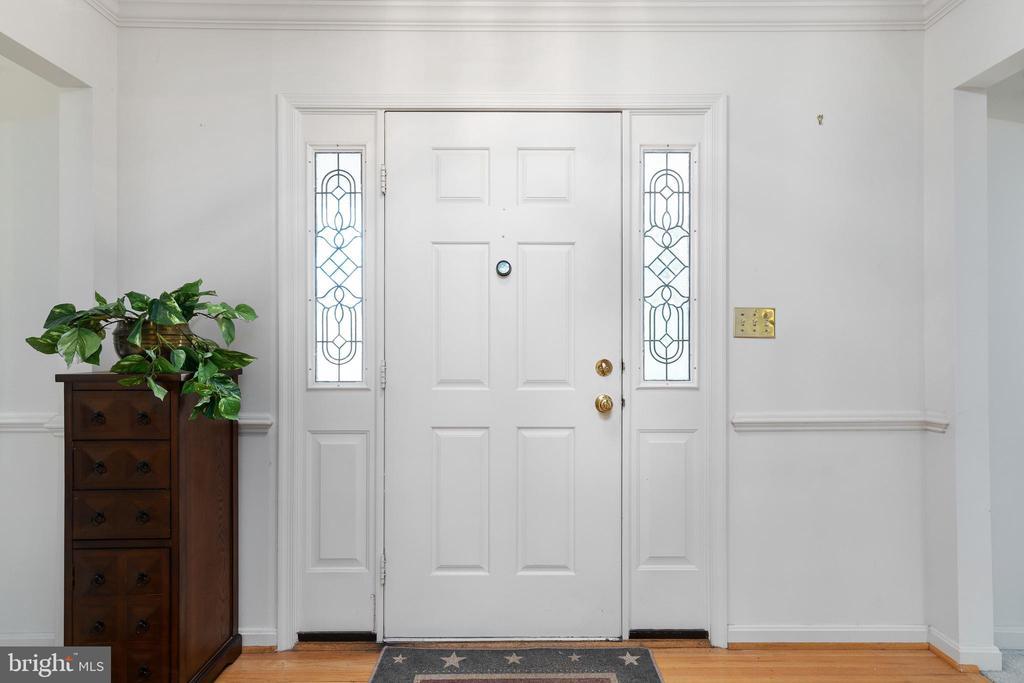 Front Door Entry - 13 SYDNEY LN, STAFFORD