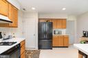 Kitchen to Garage Area - 13 SYDNEY LN, STAFFORD