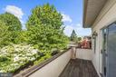 Owner's Suite   Balcony - 9702 WOODFIELD CT, NEW MARKET