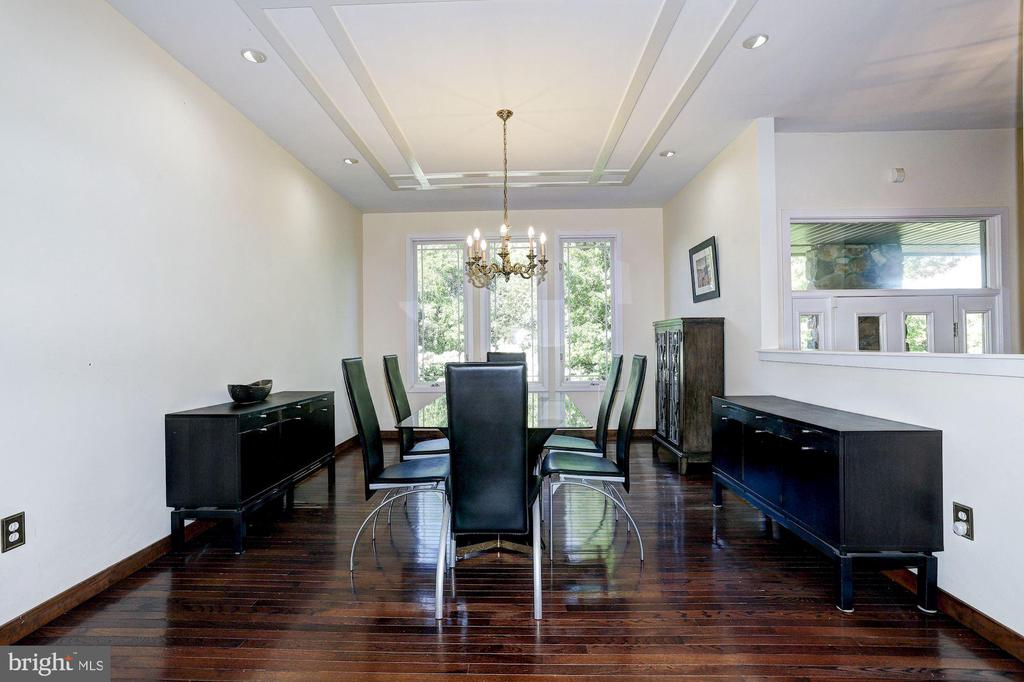 Dining Room - 9702 WOODFIELD CT, NEW MARKET