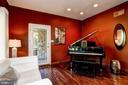 Living Room - 9702 WOODFIELD CT, NEW MARKET