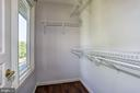 Walk-In Closet - 9702 WOODFIELD CT, NEW MARKET