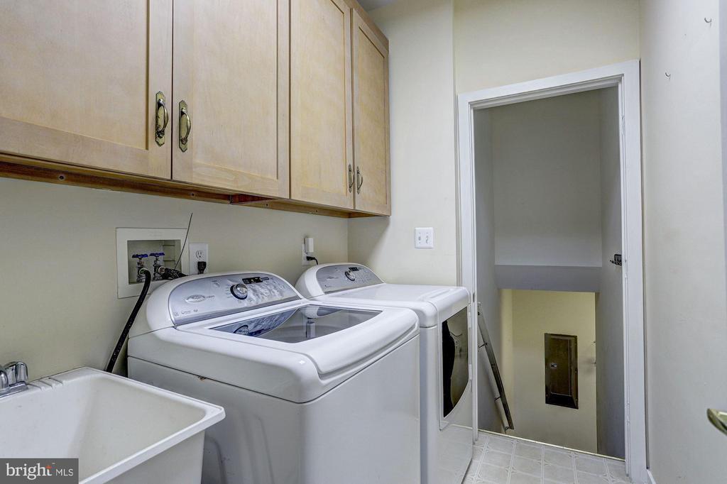 Laundry Room - 9702 WOODFIELD CT, NEW MARKET
