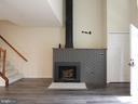 Living Room and Entrance - 3803 EL CAMINO PL #27, ALEXANDRIA