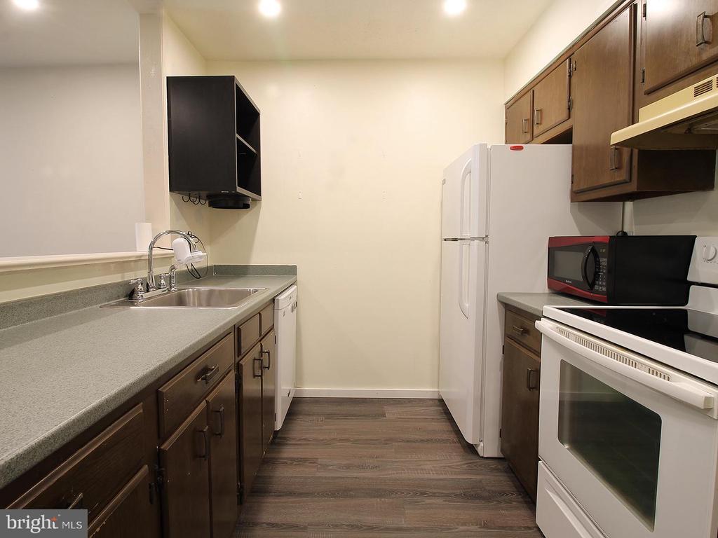 Kitchen - 3803 EL CAMINO PL #27, ALEXANDRIA