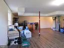 Finished rec room and or basement - 102 CHRISTOPHER CT, CHARLES TOWN