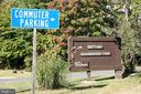 Brittany Neighborhood Park with Commuter Lot - 4346 MULCASTER TER, DUMFRIES