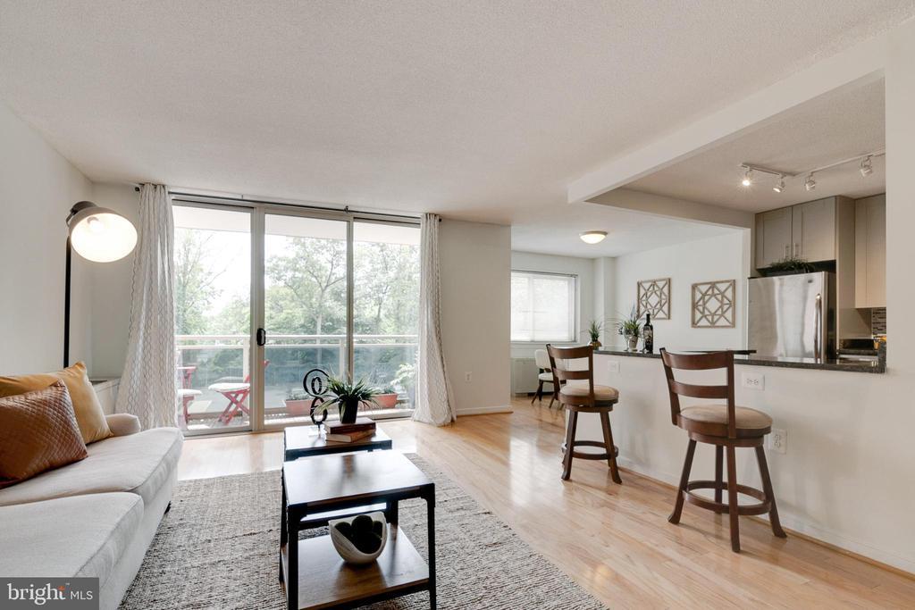 Open Floor Plan - 7333 NEW HAMPSHIRE AVE #317, TAKOMA PARK
